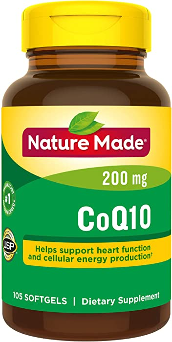 The Best Nature Made Co Enzyme Q 10