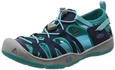 ed52ec972c Keen Baby Moxie Sandal Dress Blues/Viridian, 8 US Toddler