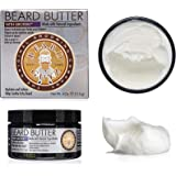 Best Beard Butter for Men - Made With Oils, Butters and Nourishing Extracts - Smells Great - Eliminates Dry & Itchy Skin - Citrus Scented Mens Beard Conditioner/4 oz. by Beard Guyz