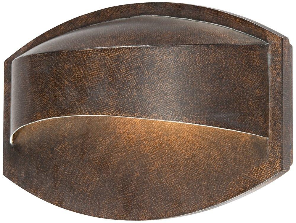 Possini Euro Xane Bronze Dark Sky 11'' Wide Wall Sconce