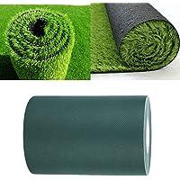 Grasband zelfklevende 150 mm * 10 m kunstgrasband voor het verbinden van grastapijt(green)