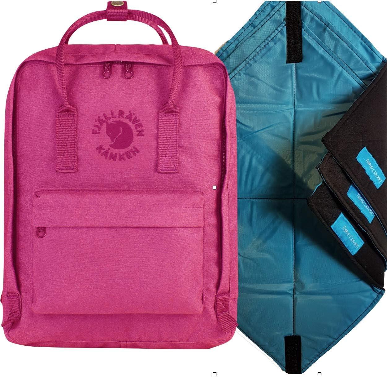 Fj/ällr/även Kanken Imaging Bag with Imaging Insert Red