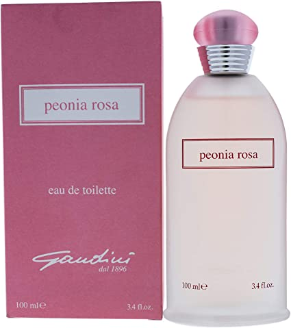 Gandini Peonia Rosa Eau De Toilette 100 ml
