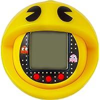Bandai 42861 Tamagotchi Nano-Pac-Man gul version med fodralmatning, vård, med kedja för när du är på språng spel…