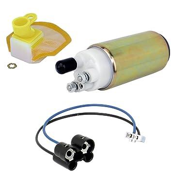 Caltric Intank Fuel Pump Fits Honda Cbr600rr Cbr 600 Rr 2003 2004 2005 2006