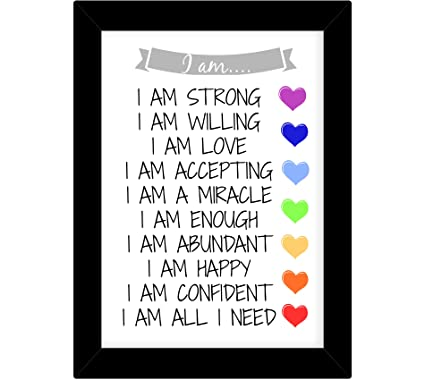 Tied Ribbons Framed Posters Wall Poster With Quotes Motivational