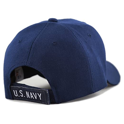 ... 50daf eb5b5 Amazon.com Buy Caps and Hats U.S. Navy Veteran Military  Baseball Cap Mens ... 53dd6f57ee8