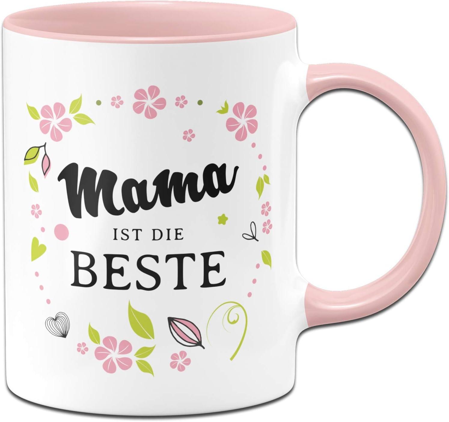 Sheepworld Tasse Beste Mama neu Kaffeetasse Mutter Muttertag Kaffeebecher Kaffee