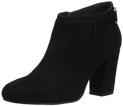 Moda In In Moda Pelle Damenschuhe Kadina Stiefel schwarz 3 UK, 36 EU     ... bb71a6