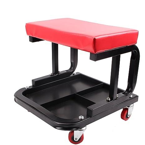 CCLIFE silla para taller mecanico Taburete de taller