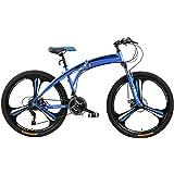 فتنس مينتس دراجة قابلة للطي، FM-F26-02M-BL