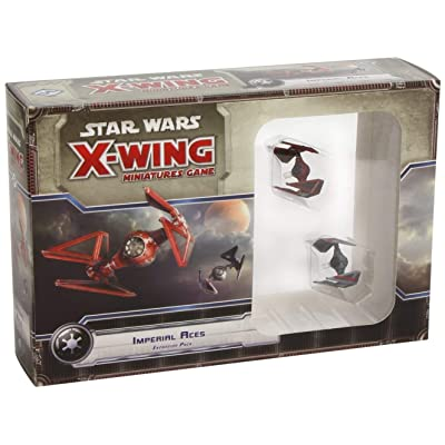 Star Wars: X-Wing - Imperial Aces: Fantasy Flight Games: Toys & Games