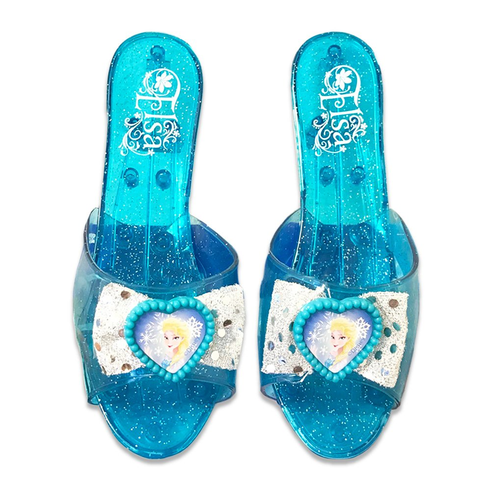 Disney Frozen Blue Elsa Shoes 7