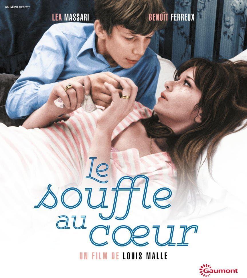 Le Souffle au Coeur [Blu-Ray]: Amazon.fr: Léa Massari, Benoît Ferreux, Daniel Gélin, Louis Malle, Léa Massari, Benoît Ferreux: DVD & Blu-ray