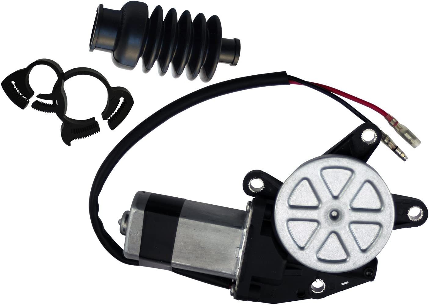 (Compatible With Sea-Doo) Premium Venom Brand Tilt Trim Motor Replacement KIT w Boot & Clamps Fits MANY 1996-2011 GSI SPX SP RX GSX XP RXP WAKE 278000616 278001292 (See Fit Chart In Description Below) 71B4vnG2NTLSL1500_