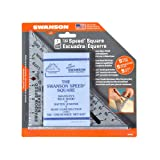 Swanson Tool S0101 7-inch Speed Square Layout