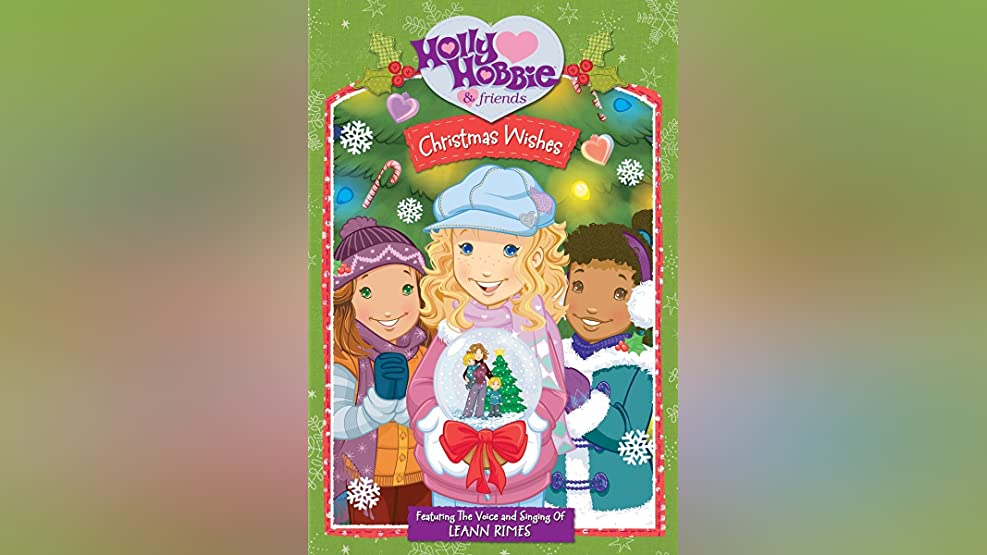 Holly Hobbie: Christmas Wishes