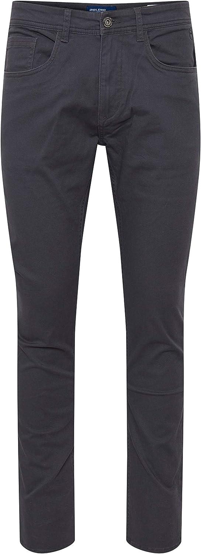 Blend Saturn Pantalón Chino Pantalones De Tela para Hombre Elástico Slim-Fit