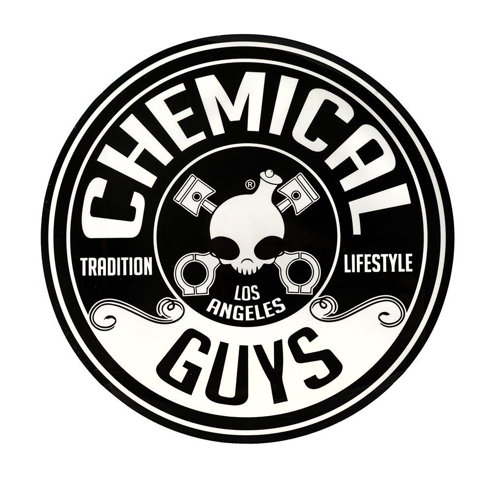 Amazon com chemical guys lab115 5 circle logo sticker automotive