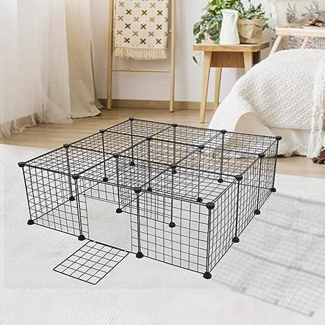 Amazon Com Gototop Pet Playpen Bunny Cage Fence Diy