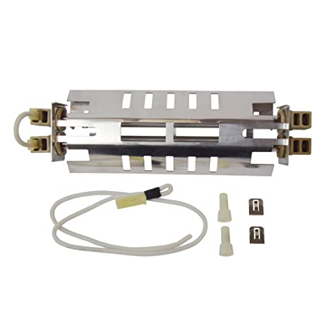 WR51X10055 Refrigerator Defrost Heater Assembly Compatible with GE HOTPOINT