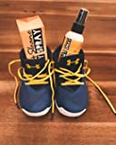 Hawk & Sloane Stinky Spray - Diaper Odor Eliminator - Safe for Use on Diaper or Diaper Pail - Citrus Fragrance Essential Oils Spray - 2 Fl Oz