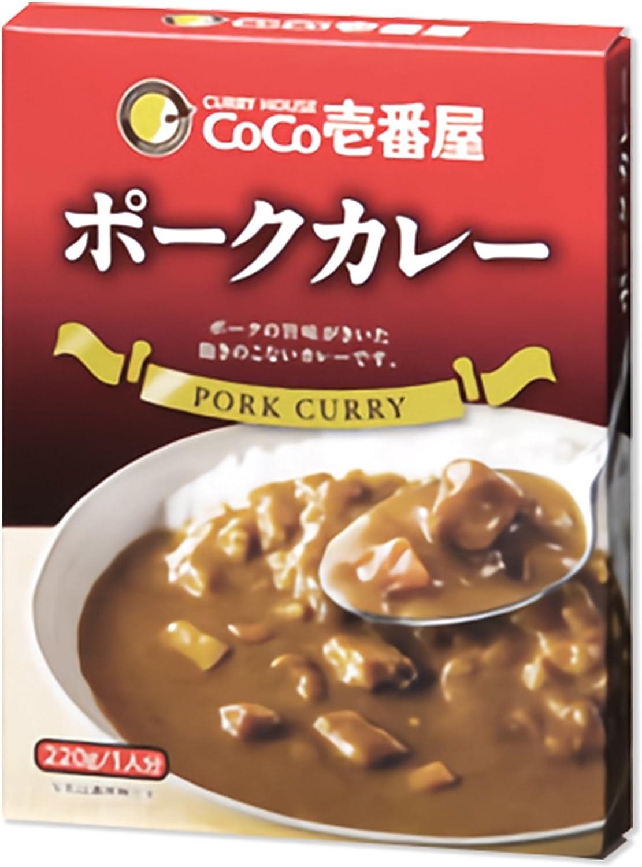 カレー ココイチ ポーク