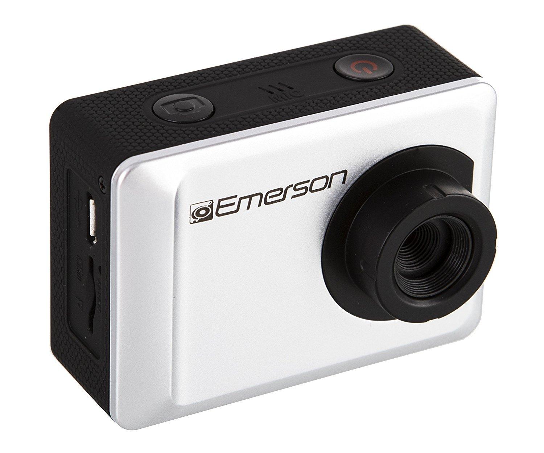 Emerson EVC655SL EVC655 HD Action Camera (Silver) [並行輸入品]   B017LJCHNK