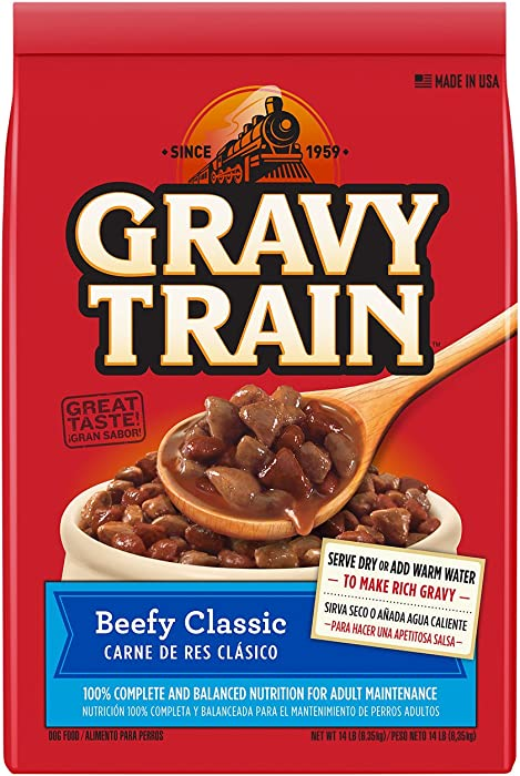 The Best Gravey Train Dog Food