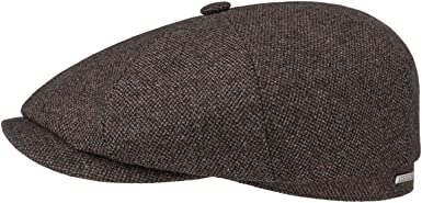 Stetson Gorra Hatteras Wool Mix Hombre - Made in The EU Gorro ...