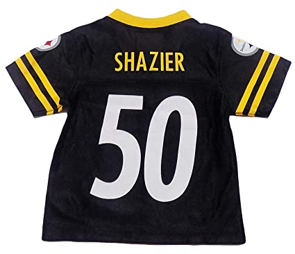 more photos add1e cf835 Amazon.com : Outerstuff Ryan Shazier Pittsburgh Steelers #50 ...