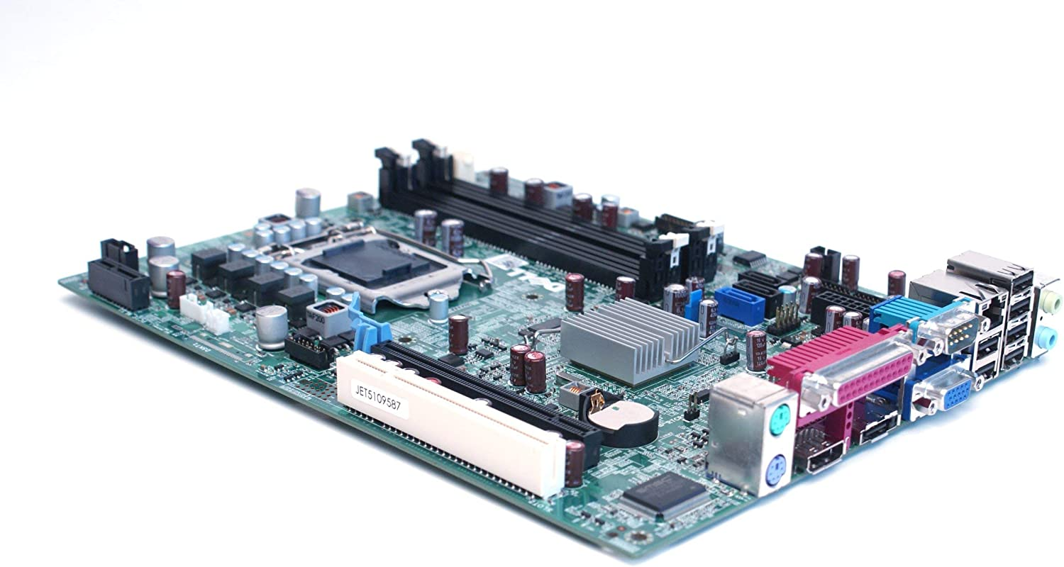 Genuine Dell C522T Motherboard Mainboard Logic Board For Optiplex 980 SFF Small Form Factor Intel Q57 Express Chipset Systems Part Numbers: C522T (Certified Refurbished)