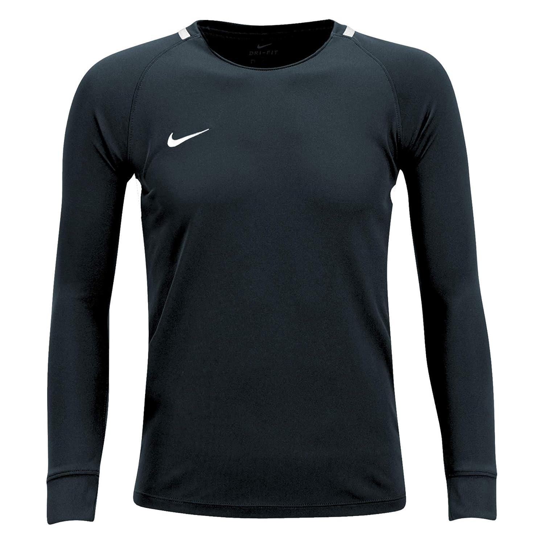 38b0d462c7526 Amazon.com: NIKE Park III Goalkeeper Jersey Black L: Clothing