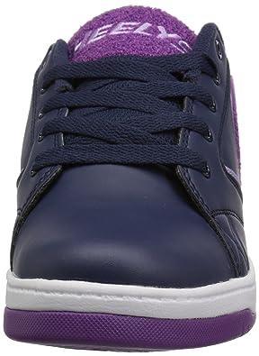 Zapatillas para ni�a, color Azul , marca HEELYS, modelo Zapatillas Para Ni�a HEELYS PROPEL TERRY Azul, Azul, 7 Medium US Big Kid