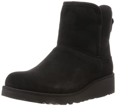 black and brown ugg boots