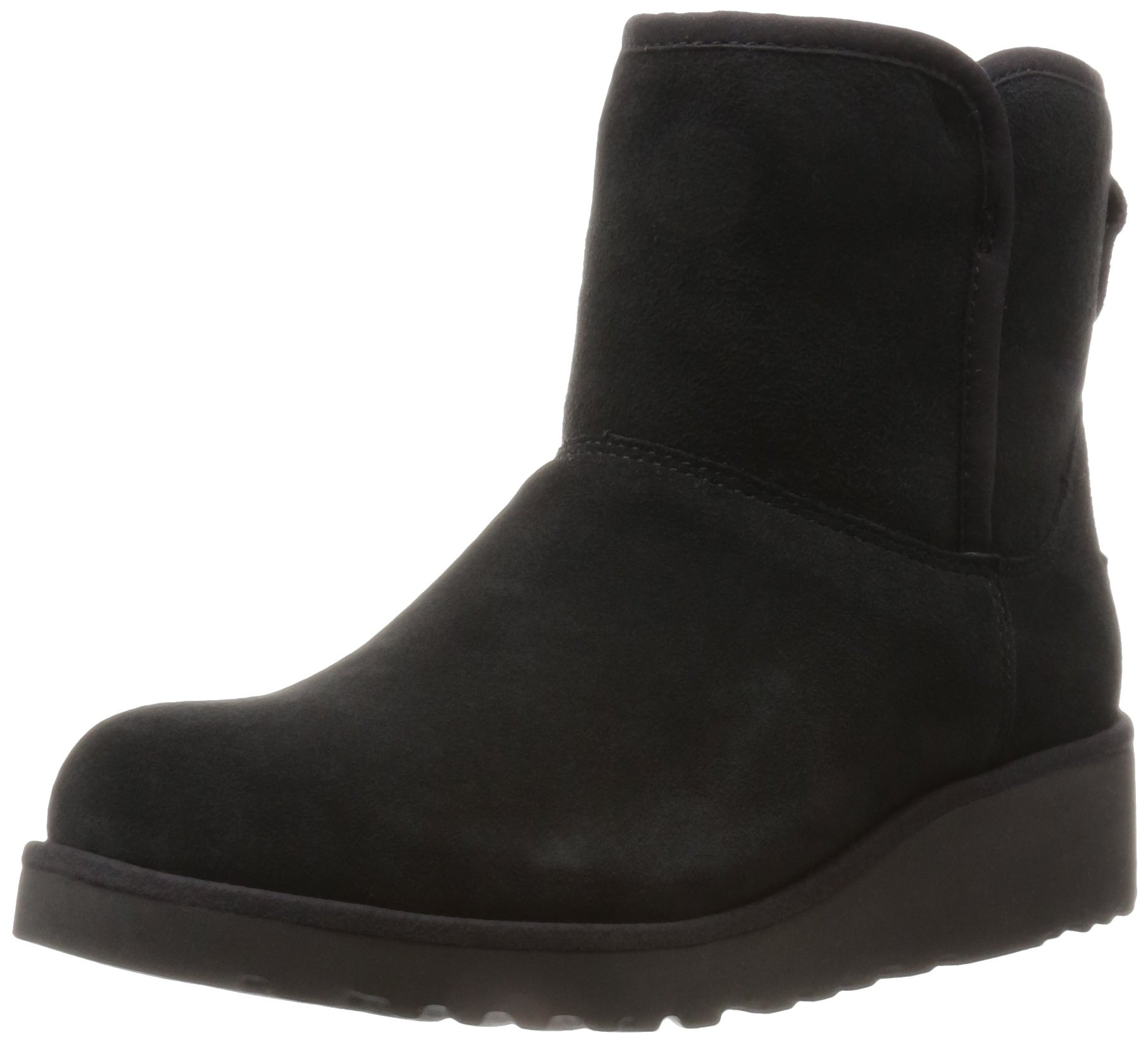 UGG Women's Kristin Winter Boot, Black, 7.5 B US