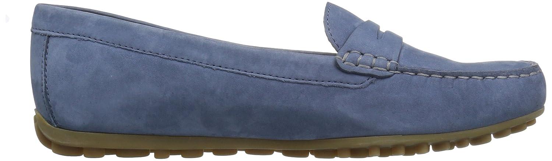 Amazon.com: Ecco Women Mujer Devine MOC Mocasines: Shoes