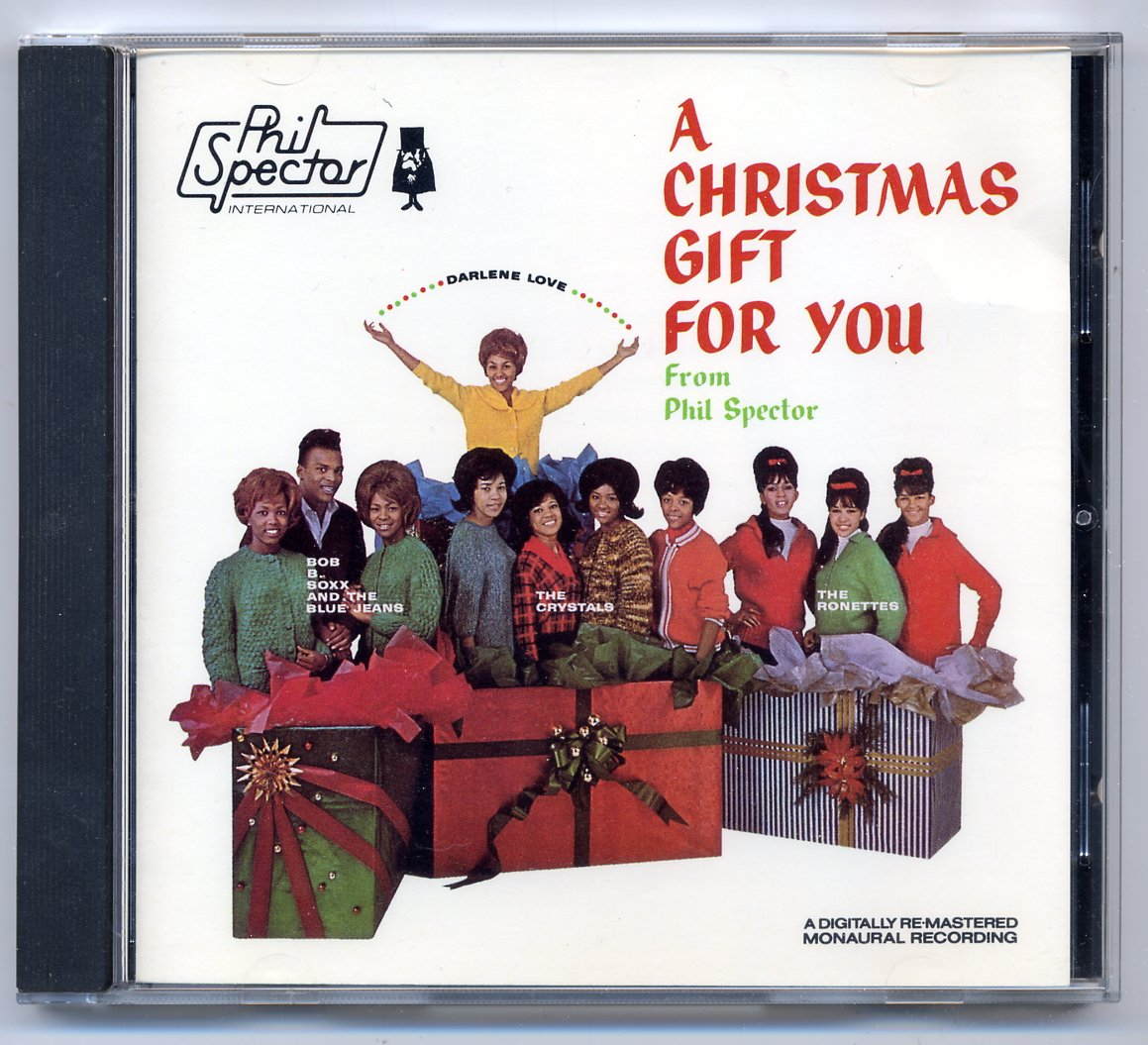 A Christmas Gift For You From Phil Spector.A Christmas Gift For You Phil Spector