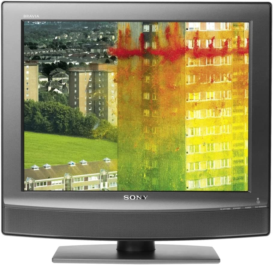 Sony KDL-20G2000 - Televisión HD, Pantalla LCD 20 pulgadas: Amazon ...