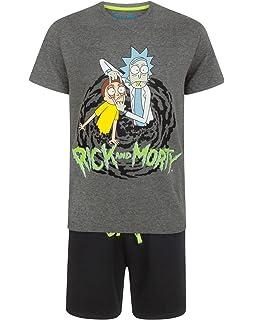 Rick and Morty Portal MenS Pyjamas