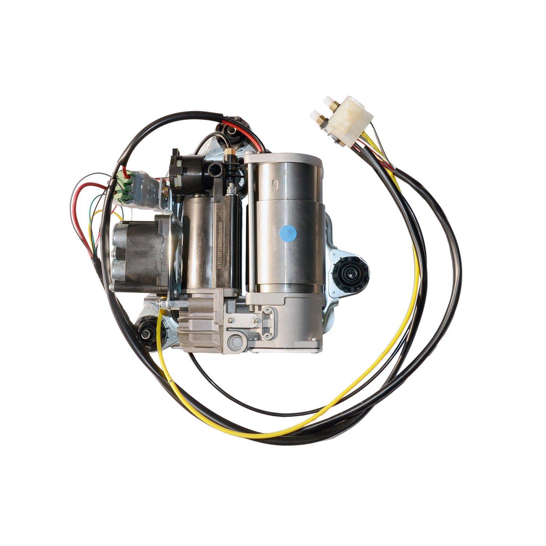 Aire Compresor De Suspensión + relé + válvula de solenoide 37226787616: Amazon.es: Coche y moto