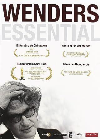 Pack Wenders Essential [DVD]: Amazon.es: Cine y Series TV