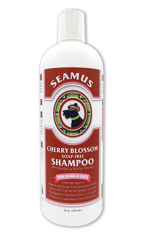 3. Seamus Cherry Blossom Professional Dog Shampoo