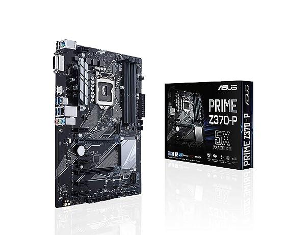 Asus PRIME Z370-P II LGA1151// Intel Z370// DDR4// CrossFireX// SATA3/&USB3.1// M.2//
