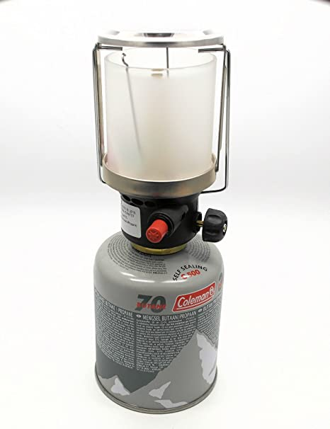 project 03 Firefly 7/16 Profesional Gas Farol de Camping para Colemans C500 y 7/16
