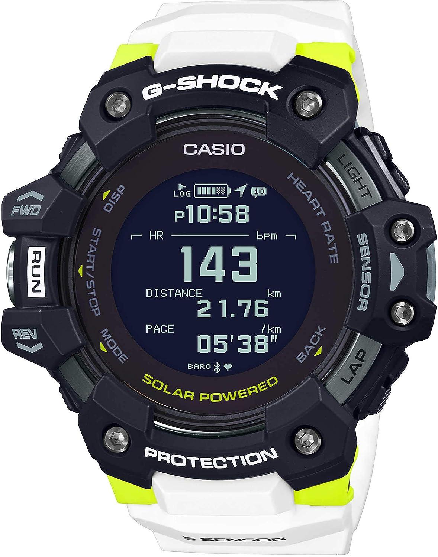 Casio G-Shock G-Squad GBD-H1000-1A7ER - 2020