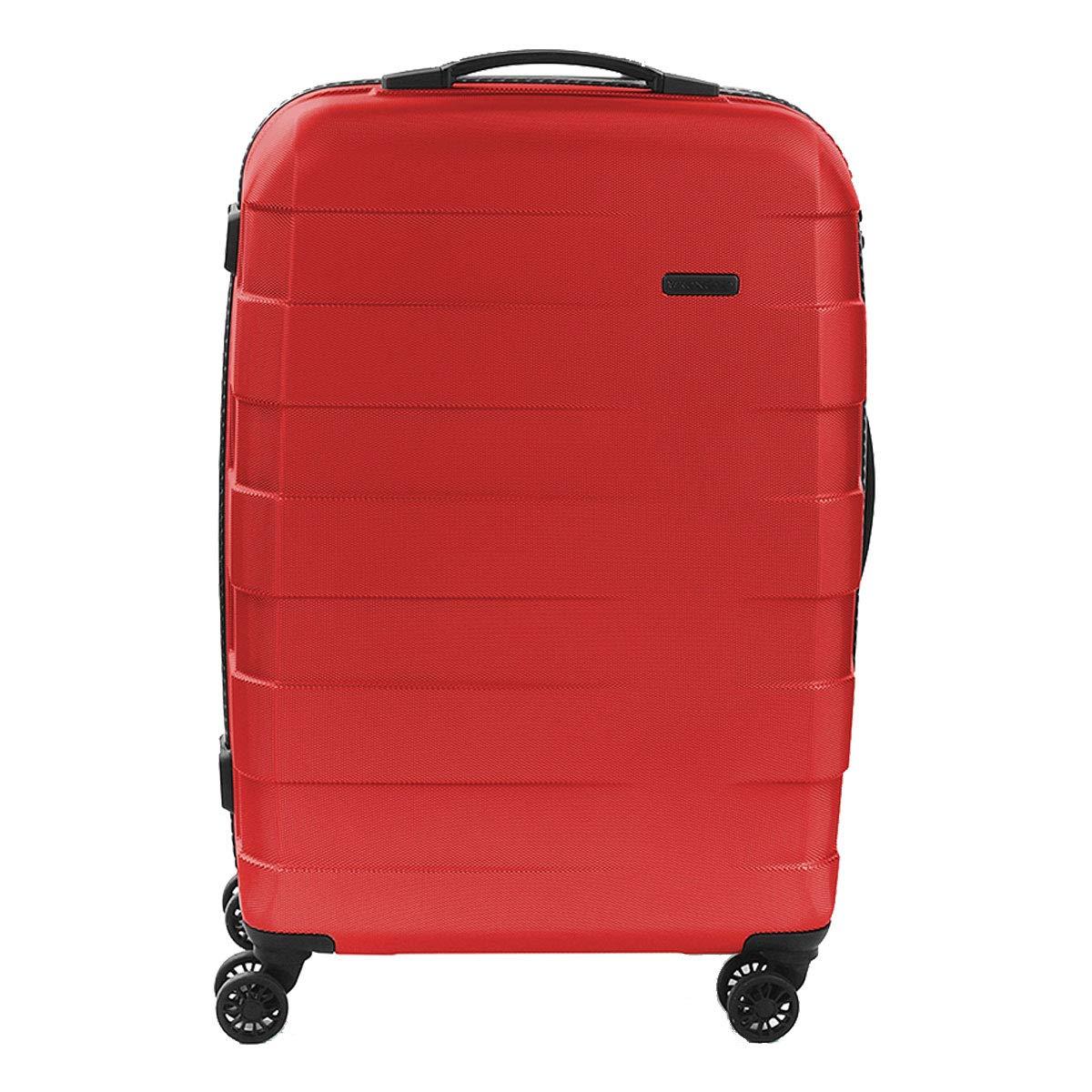 [ロンカート] スーツケース RV18 97L 68cm 3.6kg 5801 B07KR9RVR1 【09】レッド