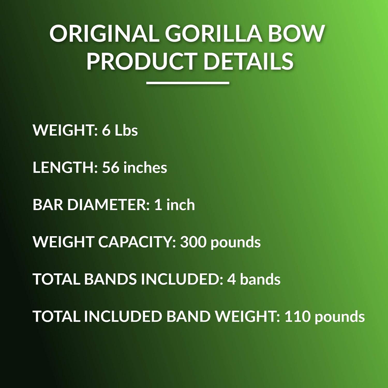Gorilla Fitness - Gorilla Bow - Equipo de Entrenamiento de ...