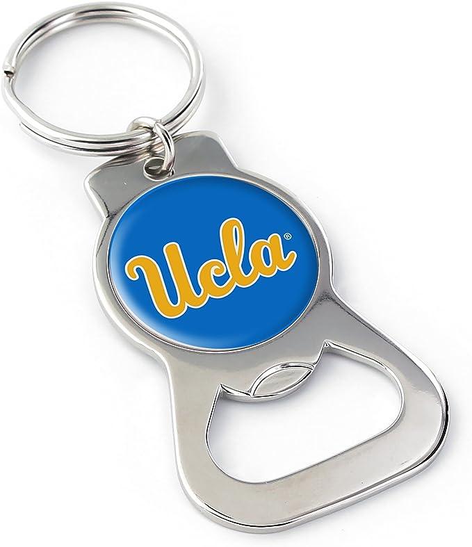 Siskiyou NCAA Fan Shop Flashlight Key Chain with Bottle Opener