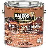 Saicos 0113 500 Holzspezialöl bangkirai 2.5 Liter [Werkzeug]